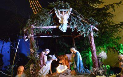 Boże Narodzenie – czuwanie, Pasterka, kolędowanie